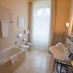 Interior of bathroom — Stock Photo #9913466