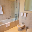 Interior of bathroom — Stock Photo #9913470