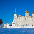 Assumption cathedral at Vladimir — 图库照片 #9913526