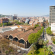 Stock Photo: Panoramof Barcelona