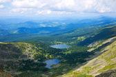 アルタイ山脈。ロシア — ストック写真