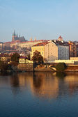 View of Prague, Czechia — ストック写真