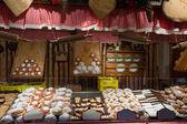 Assortment of fresh pastry — Stock Photo