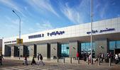 международный аэропорт хургада — Стоковое фото