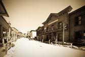 Far west town — Stok fotoğraf