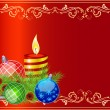 Royalty-Free Stock 矢量图片: Christmas greeting card
