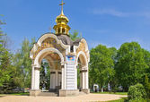 Chapel in Mikhailovsky Cathedral — Stock Photo