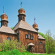 Ukrainian ancient church — Stock Photo #10617693