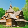 Ukrainian ancient church — Stock Photo #10617758