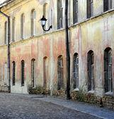 Vilnius old town street — Stock Photo