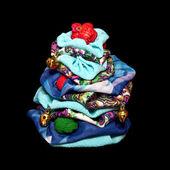 Sanat tekstil — Stok fotoğraf