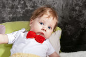 Sweet little baby — Stock Photo