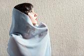 Praying woman — Stock Photo