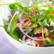 Fresh salad — Stock Photo #10248509