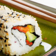 Rolls of sushi - Stock Photo