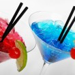 Alcohol Cocktails — Stock Photo #8344881