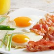 English Breakfast — Stock Photo #9112036