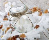 Sugar bowl — Stock Photo
