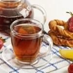 Tea cup — Stock Photo