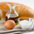 bakning ingredienser — Stockfoto #9786323