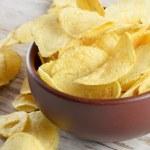 Potato chips — Stock Photo