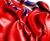 British Red Ensign — Stock Photo