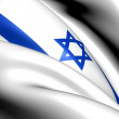 Flag of Israel — Stock Photo #10423849