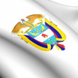 Colombia Coat of Arms - Stock fotografie