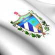 Cuba Coat of Arms - Foto de Stock