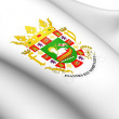 Puerto Rico Coat of Arms - Stock Photo