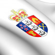 Stock Photo: New Zealand Coat of Arms