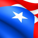Flag of Puerto Rico — Stock Photo #8277181