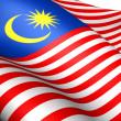 Flag of Malaysia — Stock Photo #8607824
