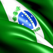 Flag of Parana, Brazil. — Stock Photo #8681737