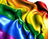 LGBT Flag — Stock Photo