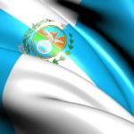 Flag of Rio de Janeiro State, Brazil. — Stock Photo #8986042