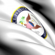 Vice President of United States Seal — Stock Photo