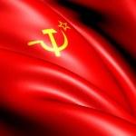 Flag of the Soviet Union — Stock Photo