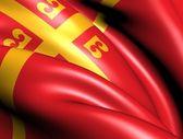 Byzantine Empire Flag — Stock Photo