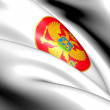 Emblem of Montenegro — Stock Photo
