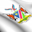 Namibia Coat of Arms — Photo