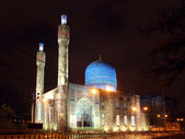Cathedral Mosque in Saint Petersburg — Stock Photo