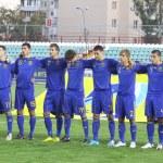 Постер, плакат: Ukraine Under 21 National team