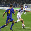 Dynamo Kyiv vs Bate — Stock Photo