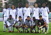 France (Under-21) national team — Stock Photo