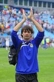 Oleksandr Shovkovsky of Dynamo Kyiv — Stock Photo