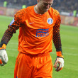 Goalkeeper Jan Lastuvka of FC Dnipro — Stock Photo