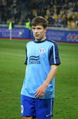 Yevgen Konoplyanka of FC Dnipro — Stock Photo