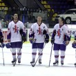 Great Britain Ice-hockey team - Stock Photo