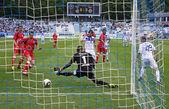 FC Dynamo Kyiv vs Volyn Lutsk — Stock Photo